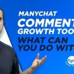 How to use ManyChat Comment Growth Tools