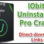 IObit Uninstaller Pro 9.6.0.3 with Crack (Latest) Download