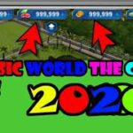 Jurassic World the Game Free Hack Unlimited DNA, COINS, FOOD, CASH AndroidiOS w PROOF LEGIT