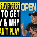 Marvels Avengers Free Open Beta Download Guide How To Link Accounts, Play Server Error Fix