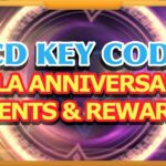 CD Key Code – August 2020 MLA Anniversary Events and Rewards Mobile Legends: Adventure