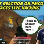 Scout Reaction On Pmco Group Stages Live Hacker Scout Angry On Hacker 🔥