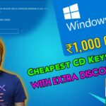 Windows 10 Pro CD Key in Just ₹1,000 Cheapest Digital Keys Website Original Keys Here