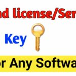 find license key for any software how to get license key for any software activation key