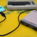 1541 Micro: THEC64 floppy drive ANYONE can make use Even on your phone No 3D printer required