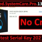 Advanced SystemCare Pro 13.7 Serial Key 2021