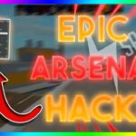 Arsenal TROLL GUI : Arsenal GUI Script Troll Hack (EVERYONE SEES)