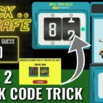 Crack The Safe Level 2 Crack Code Free Fire All Crack Code Trick