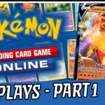 DAD PLAYS – How to play Pokemon Trading Card Game Online – Part 1