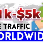 DROP SERVICE FOR BEGINNER: 1K – 5K PER MONTH – 2 TRAFFIC SOURCES