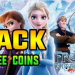 Easiest Method Disney Frozen Adventures Hack 😂 Unlimited Free Free Coins Disney Frozen