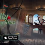 Elly and the Ruby Atlas Cinematic Trailer Free Offline Adventure RPG Game by ASSIST Software