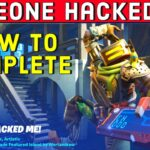 How To Complete Someone Hacked Me by Wert 9319-9270-8191 – Fortnite Creative Puzzle Map
