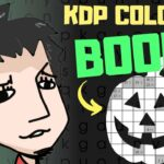 How To Make Low Content KDP Coloring Books For Free In 2020