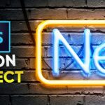 How to Make Neon Text Effect (New Method) – Photoshop Tutorial