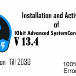 IObit Advanced SystemCare Ultimate 13.4 Pro Crack 2020