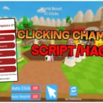 😍(NEW) Clicking Champions ScriptHACK Auto-Click Auto Rebirth + MORE