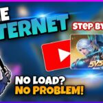 NEW TRICKS FREE INTERNET FREE BROWSING IN FACEBOOK YOUTUBE AND PLAY MOBILE LEGENDS LEGIT WITH PROOF
