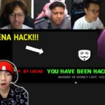 REAKSI GAMER PCNYA TERKENA HACK STREAMER LIFE SIMULATOR INDONESIA