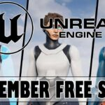 Unreal Free Stuff Sept 2020 — Double The Stuff Edition