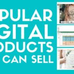17 Popular Digital Product Ideas To Sell On Etsy To Make Passive Income in 2020