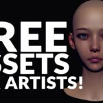 AWESOME FREE 3D ASSETS FOR ARTISTS
