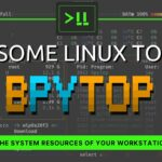 Awesome Linux Tools: bpytop