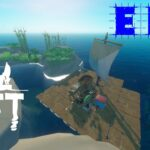 Beginning A New Journey, New Update Brings Chapter 2 And Whole Lot More To Raft, Raft Game Play 1