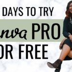 CANVA PRO 45 DAY FREE TRIAL + How to Use Canva to Design Your Website Like a Pro