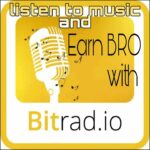 Earn the BRO Cryptocurrency for free with Bitradio