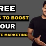 FREE Tools For Affiliate Marketer To Generate More Sales In 2020 HINDI