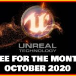 FREE this month for UNREAL ENGINE 4 – October 2020 TUTORIAL