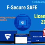 F‑Secure SAFE free License Key 100 Safe and official License Key 2021