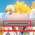 HOW TO BYPASS RESOURCES DOWNLOADING IN GENSHIN IMPACT – SKIP DOWNLOAD RESOURCES
