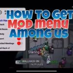 HOW TO GET A MOD MENU IN AMONG US 2020 Full Download