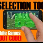 How To Add A Selection Tool To Mobile Games (Without Code) – Unity + Bolt Visual Scripting