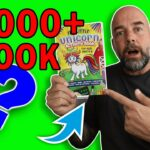 How to Turn This Book into a 2000 a Month Best Seller – KDP Low Content Activity Book