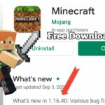 How to download minecraft new version Free of Cost Mojang Beta version
