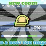 NEW BUILD A BOAT FOR TREASURE CODES