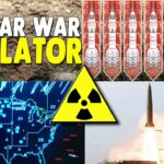NUCLEAR APOCOLYPSE in 1980s Inspired Computer Hacking Simulator during COLD WAR Commander 85 Game