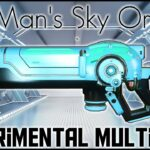 No Mans Sky – RARE Grey S CLASS Experimental Weapon Multi tool – Origins Update 2020