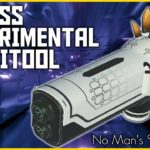 No Mans Sky – RARE White S CLASS Experimental Weapon Multi tool – Origins Update 2020