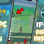 Pokemon Go Hack iOS 2020 🤍 iPoGo Direct Install Method ✅ No Pc ✅ No Jailbreak 🤍 Anti-Revoke ✅ Free