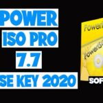 PowerISO 7.7 With Serial Key Free Download Latest SOFT 4U PC