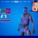 how to get fortnite devevery skin in the game and cosmetics100 working 2020 جميع سكنات 😨😨