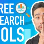 7 FREE KEYWORD RESEARCH TOOLS For Endless Content Ideas and To Validate Your Product Idea