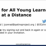 Access for All Young Learners Games At a Distance