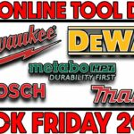 Best Online Tool Deals (MOST WANTED) Black Friday 2020