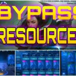 Bypass resources in Mobile legends bang bang