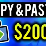 Copy Paste To Make 2000+ (Worldwide Free Make Money Online)